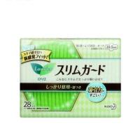 花王乐而雅 零触感特薄日用护翼卫生巾 20.5cm 28片 日本进口