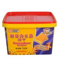 新苗向日葵 奶酪芝士味苏打夹心饼干 700克 菲律宾进口