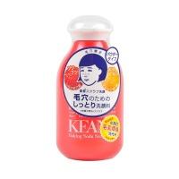 石泽研究所 毛孔抚子小苏打磨砂洁面粉100g/瓶 深层去黑头角质洗颜粉 日本进口
