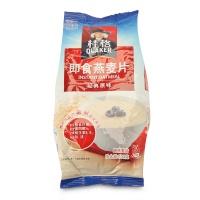 桂格即食燕麦片冲饮麦片原味400g