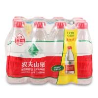 农夫山泉天然水(整箱装) 380ml*12