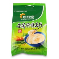 珍吾堂 苦荞纤维麦片 (未添加蔗糖)  600g