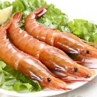 沪泽 海鲜组合 阿根廷红虾大虾甜虾海虾大号L1 2kg+智利帝王蟹皇帝蟹海蟹 500g*2只