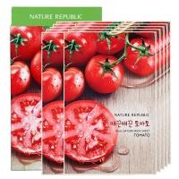 纳益其尔(Nature Republic) 精粹自然番茄面膜 23ml*10片