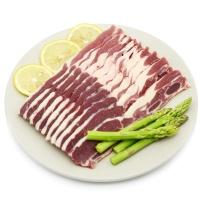 朗道客 澳洲精选原切原味非腌制牛仔骨带骨牛排 400g 澳大利亚进口