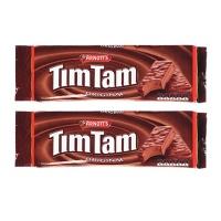 TIMTAM 原味巧克力饼干 200g*2/组 澳大利亚进口