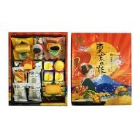 和之礼松泽 东京之旅日式点心糕点蛋糕礼盒 360g 红色 单只装 日本进口