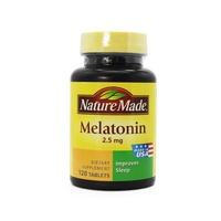 天维美(Nature Made) 褪黑素片120粒 美国进口
