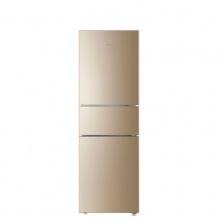 【冰箱优选】海尔(Haier)BCD-216WMPT 216升 风冷无霜三门冰箱 中门软冷冻