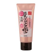 SANA莎娜 豆乳美肌泛醌洗面奶 150g 温和保湿 泡沫洁面乳 卸妆洗面奶